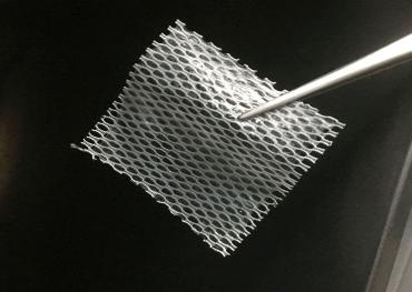Produkt AmnioDerm na nosiči detail